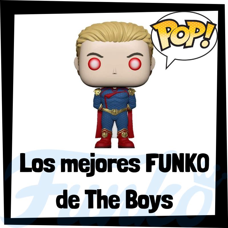 Los mejores FUNKO POP de The Boys