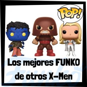 Los mejores FUNKO POP de otros personajes secundarios de los X-Men - Los mejores FUNKO POP de los X-Men - Funko de Marvel