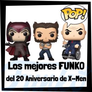 Los mejores FUNKO POP del 20 Aniversario de los X-Men