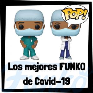 Los mejores FUNKO POP del Covid-19 - Los mejores FUNKO POP de Médicos, Enfermeras y trabajadores de la salud - Funko POP del Coronavirus
