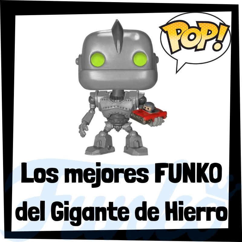 Los mejores FUNKO POP del Gigante de Hierro