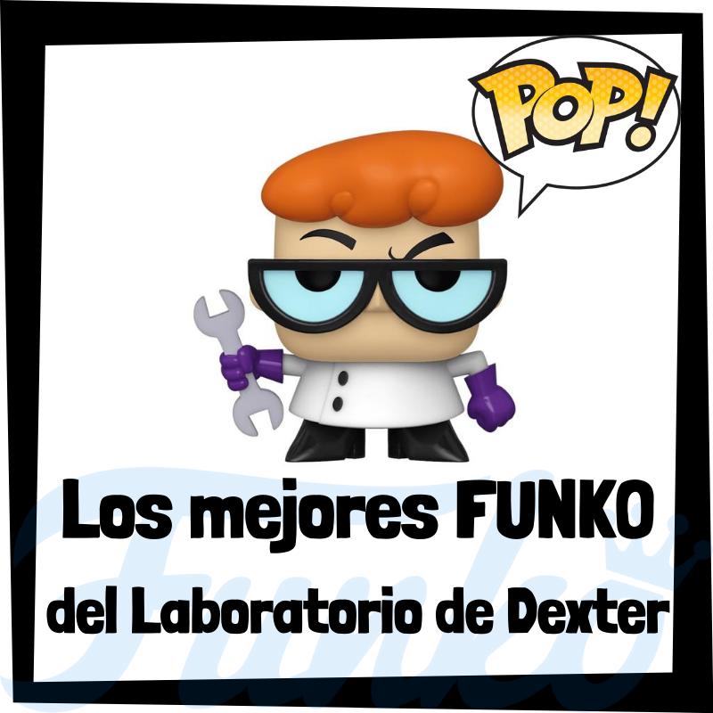 Los mejores FUNKO POP del laboratorio de Dexter