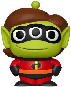 Funko POP de Alien as Elastigirl - Los mejores FUNKO POP de Toy Story Aliens de Toy Story - Los mejores FUNKO POP de Toy Story - FUNKO POP de Disney Pixar