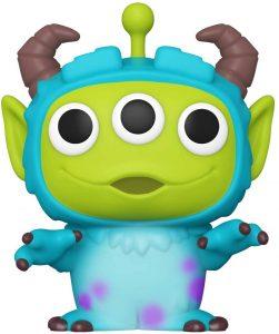 Funko POP de Alien as Sulley - Los mejores FUNKO POP de Toy Story Aliens de Toy Story - Los mejores FUNKO POP de Toy Story - FUNKO POP de Disney Pixar