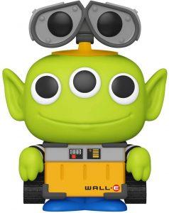 Funko POP de Alien as Wall-E - Los mejores FUNKO POP de Toy Story Aliens de Toy Story - Los mejores FUNKO POP de Toy Story - FUNKO POP de Disney Pixar