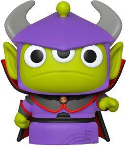 Funko POP de Alien as Zurg - Los mejores FUNKO POP de Toy Story Aliens de Toy Story - Los mejores FUNKO POP de Toy Story - FUNKO POP de Disney Pixar