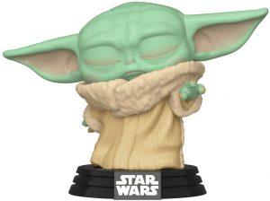 Funko POP de Baby Yoda Fuerza - Los mejores FUNKO POP de Baby Yoda - The Child de The Mandalorian - Los mejores FUNKO POP de personajes de Star Wars