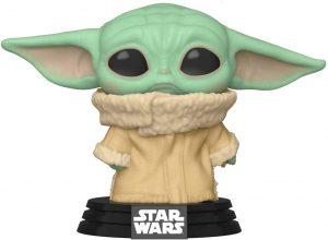 Funko POP de Baby Yoda triste - Los mejores FUNKO POP de Baby Yoda - The Child de The Mandalorian - Los mejores FUNKO POP de personajes de Star Wars