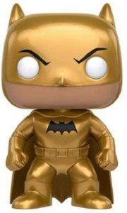 Funko POP de Batman Golden - Las mejores figuras FUNKO POP de Batman - Los mejores FUNKO POP de DC