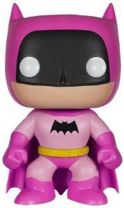 Funko POP de Batman Rosa - Las mejores figuras FUNKO POP de Batman - Los mejores FUNKO POP de DC