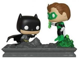 Funko POP de Batman y Linterna Verde - Las mejores figuras FUNKO POP de Batman - Los mejores FUNKO POP de DC