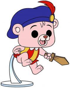 Funko POP de Cubbi - Los mejores FUNKO POP de los osos Gummi - Los mejores FUNKO POP de series de dibujos animados