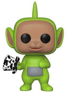 Funko POP de Dipsy - Los mejores FUNKO POP de los Teletubbies - Los mejores FUNKO POP de series de dibujos animados