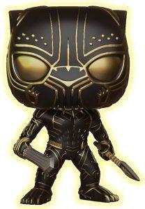 Funko POP de Erik Killmonger con traje Black Panther - Los mejores FUNKO POP de Erik Killmonger - Los mejores FUNKO POP de Pantera Negra