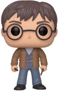 Funko POP de Harry Potter con dos varitas - Los mejores FUNKO POP de Harry Potter - Funko POP de películas de cine