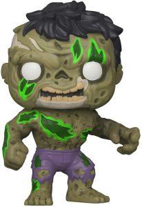Funko POP de Hulk Zombie - Las mejores figuras FUNKO POP de Hulk - Funko POP de Marvel Comics - Los mejores FUNKO POP de los Vengadores
