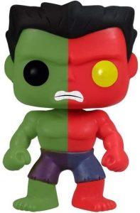 Funko POP de Hulk and Red Hulk - Las mejores figuras FUNKO POP de Hulk - Funko POP de Marvel Comics - Los mejores FUNKO POP de los Vengadores