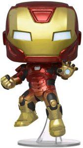 Funko POP de Iron Man Gameverse - Los mejores FUNKO POP de Iron man - Funko POP de Marvel Comics - Los mejores FUNKO POP de los Vengadores