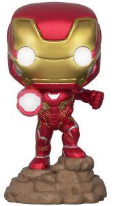 Funko POP de Iron Man Infinity War - Los mejores FUNKO POP de Iron man - Funko POP de Marvel Comics - Los mejores FUNKO POP de los Vengadores
