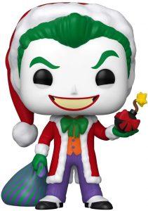 Funko POP de Joker de DC Holiday - Los mejores FUNKO POP de DC Holiday - Los mejores FUNKO POP de personajes de DC