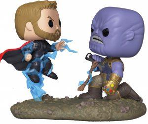 Funko POP de Thanos vs Thor 2 - Los mejores FUNKO POP de Thanos - Funko POP de Marvel Comics - Los mejores FUNKO POP de los Vengadores