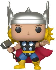 Funko POP de Thor clásico 2 - Los mejores FUNKO POP de Thor - Funko POP de Marvel Comics - Los mejores FUNKO POP de los Vengadores