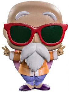 Funko POP del Maestro Roshi símbolo de la Paz - Los mejores FUNKO POP del Maestro Roshi de Dragon Ball - Los mejores FUNKO POP de anime