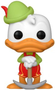 Funko POP del Pato Donald con pico - Los mejores FUNKO POP del Pato Donald - FUNKO POP de Disney