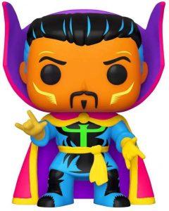 Funko de Dr Strange de Pop Marvel Black Light - Los mejores FUNKO POP de Dr. Strange - Los mejores FUNKO POP de Marvel