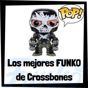Los mejores FUNKO POP de Crossbones - Funko POP de los Vengadores - Funko POP de personajes de Marvel