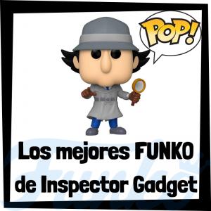 Los mejores FUNKO POP de Inspector Gadget - Funko POP de series de televisión de dibujos animados