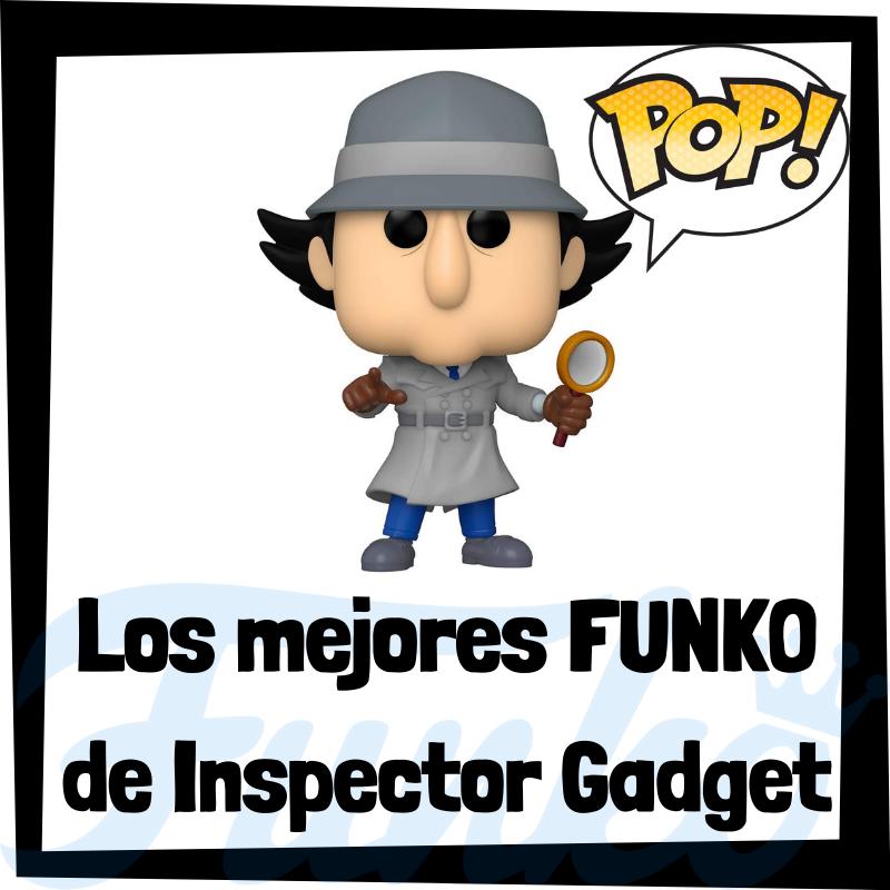 Los mejores FUNKO POP de Inspector Gadget