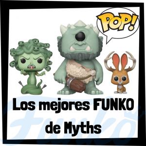 Los mejores FUNKO POP de Myths - Los mejores FUNKO POP de mitos históricos - Los mejores FUNKO POP de Myths