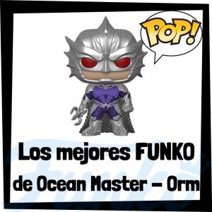 Los mejores FUNKO POP de Ocean Master de Aquaman - Funko POP de la Liga de la Justicia - Funko POP de personajes de DC