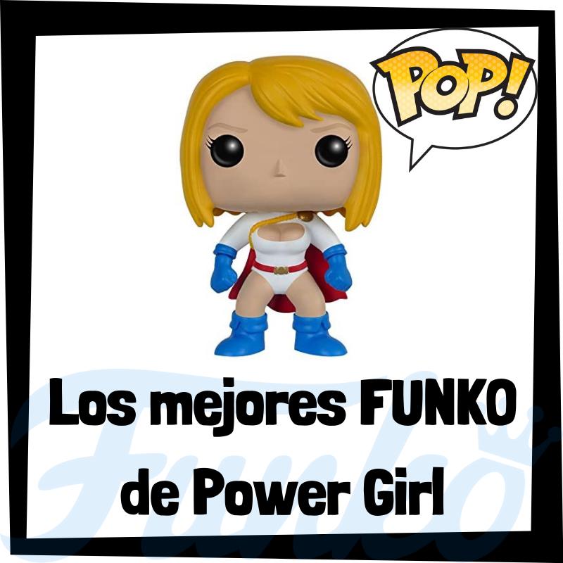 Los mejores FUNKO POP de Power Girl