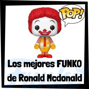 Los mejores FUNKO POP de Ronald Mcdonald - Funko POP de marcas y anuncios de televisión