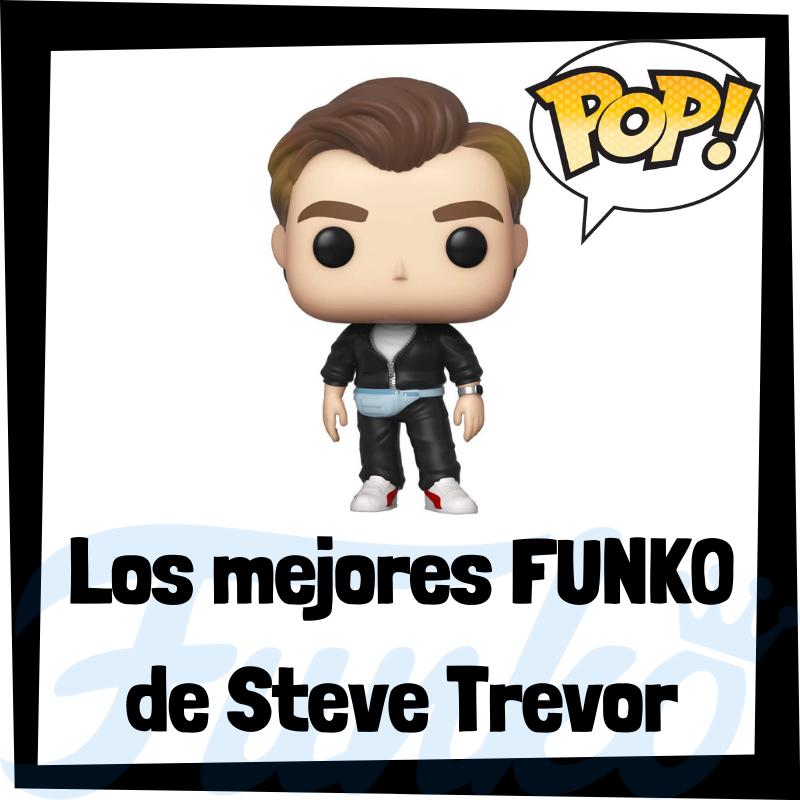 Los mejores FUNKO POP de Steve Trevor