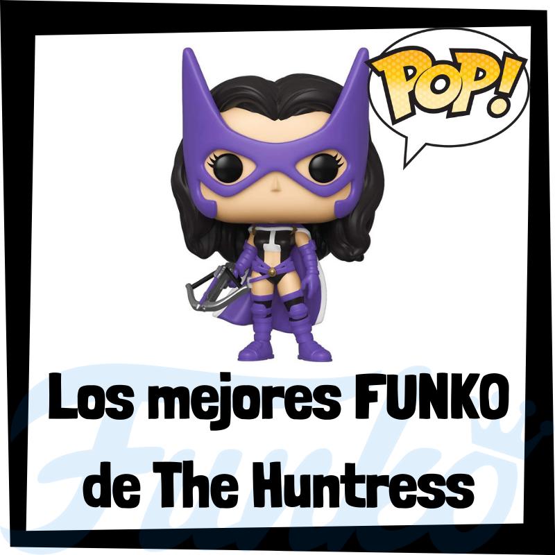 Los mejores FUNKO POP de la Cazadora