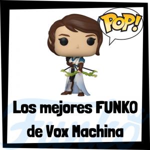 Los mejores FUNKO POP de Vox Machina - Los mejores FUNKO POP de personajes de Critical Role - Funko POP de series de televisión