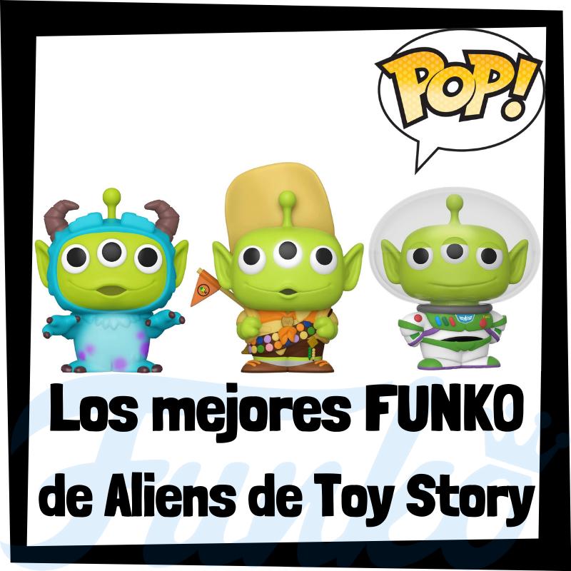 Los mejores FUNKO POP de los Aliens de Toy Story