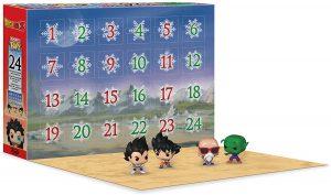 Calendario de Adviento Funko POP de Dragon Ball 2020 - Los mejores calendarios de adviento FUNKO POP
