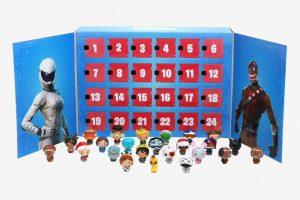 Calendario de Adviento Funko POP de Fortnite - Los mejores calendarios de adviento FUNKO POP