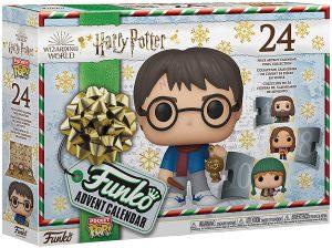 Calendario de Adviento Funko POP de Harry Potter 2020 - Los mejores calendarios de adviento FUNKO POP