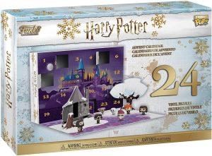 Calendario de Adviento Funko POP de Harry Potter - Los mejores calendarios de adviento FUNKO POP