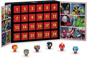 Calendario de Adviento Funko POP de Marvel - Los mejores calendarios de adviento FUNKO POP