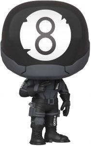 Funko POP de 8 Ball del Fortnite - Los mejores FUNKO POP del Fortnite - Los mejores FUNKO POP de personajes de videojuegos