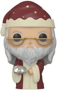 Funko POP de Albus Dumbledore de Navidad - Los mejores FUNKO POP de Navidad - Funko POP navideños - FUNKO POP Christmas