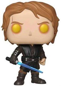 Funko POP de Anakin Skywalker Evil - Los mejores FUNKO POP de Anakin Skywalker de Star Wars - Los mejores FUNKO POP de personajes de Star Wars
