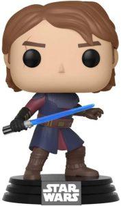 Funko POP de Anakin Skywalker de Clone Wars - Los mejores FUNKO POP de Anakin Skywalker - Los mejores FUNKO POP de personajes de Star Wars