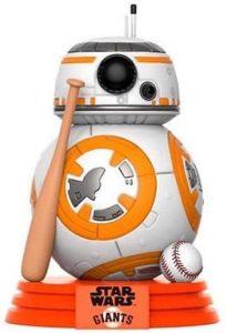 Funko POP de BB-8 baseball - Los mejores FUNKO POP de BB-8 - Los mejores FUNKO POP de personajes de Star Wars